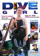 Dive Girl (Issue 10 2002)